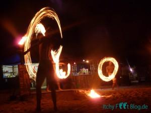Perhentian Island Kecil - Fireshow