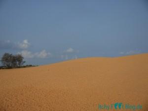 Rote Sanddünen - Mui Ne