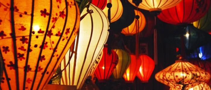 Hoi An - Altstadt - Lampions