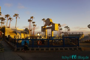 Venice Beach - Muscle Beach