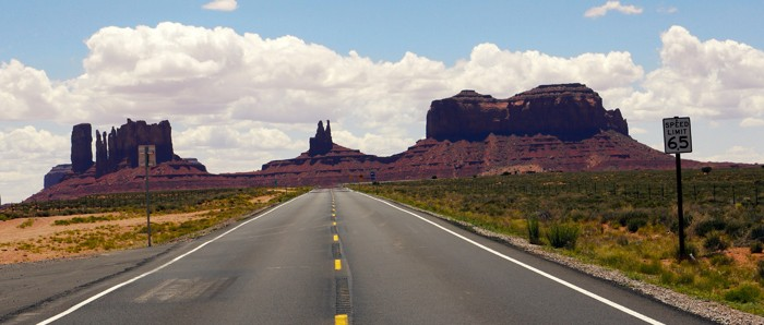 Monument Valley - Highway 163