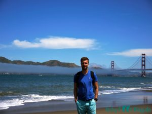 Baker Beach - Golden Gate Bridge