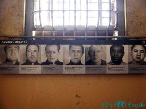 Die berühmtesten Insassen auf Alcatraz Island