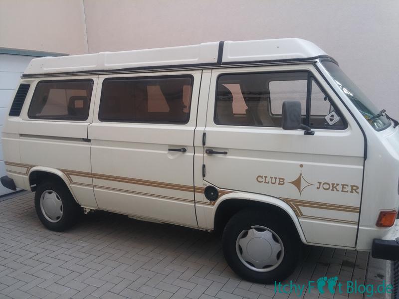 VW Bulli - VW T3 Club Joker
